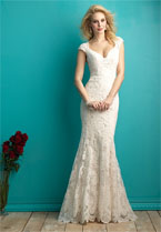 Allure Bridal Gown From Baleys Plano TX