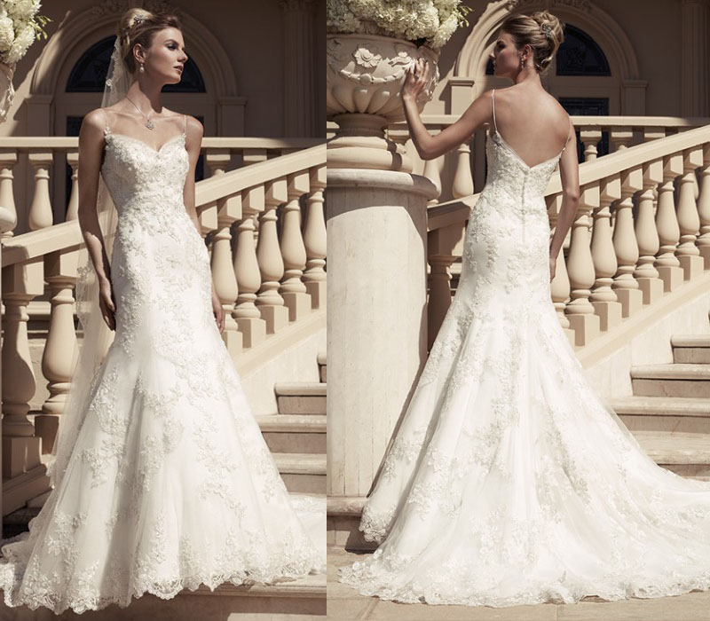 Wedding Dresses from Blossoms Bridal in St. Louis, MO